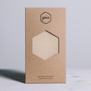 Bienenwachstuch Starter Set (XS/S/M) - Gaia Wrap