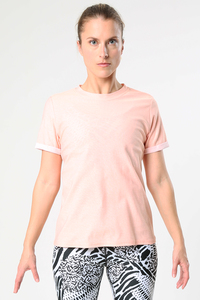 Shirt Pretty Peach T-Shirt - Ambiletics