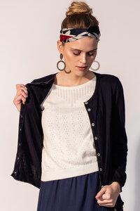 Strickjacke Harmony aus Bio-Baumwolle - ME&MAY