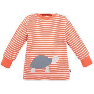 Baby Shirt Schildkröte - internaht