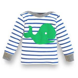 Baby Shirt Wal - internaht