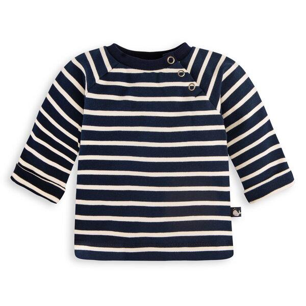 Maritimes Baby Ringelshirt