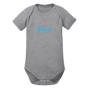 Prince - Kurzarm Baby-Body Bio-Baumwolle  - little BIG Family