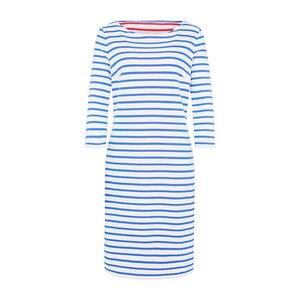 Streifenkleid für Damen  - internaht