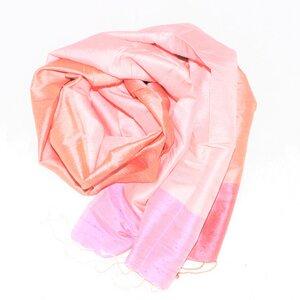 EMMA Edler Schal aus handgewebter Seide - Schönes aus Indochina