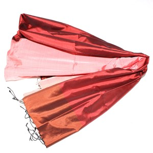 HEIDI Edler Schal aus handgewebter Seide - Schönes aus Indochina