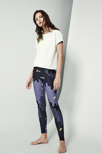 Save the Ocean Leggings mit extra Hüfttasche  - BOO Surfwear