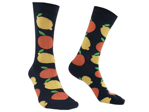 Socken Bio GOTS |Bunte Socken |Herren Damen Socken | Citrics Socks - Natural Vibes