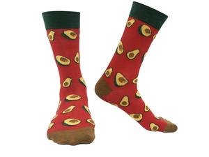 Socken Bio GOTS |Bunte Socken |Herren Damen Socken | Avocado Socks - Natural Vibes