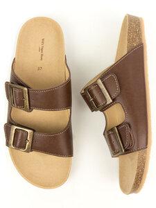 Sandalen mit Fußbett Herren - Will's Vegan Shop