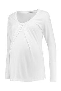 Basic Umstandsshirt Stillshirt  - Love2Wait