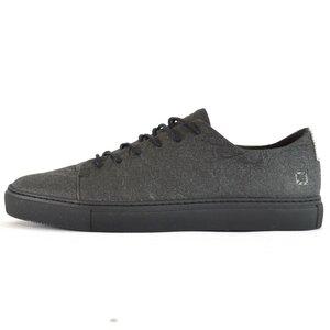 '02 Ananasfaser Sneaker Black - SORBAS