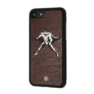 HERO Holz Hülle Case für iPhone 8/7 - WOODTASTIC