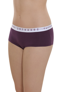 Fairtrade Faircode Hot Pants low cut - comazo|earth