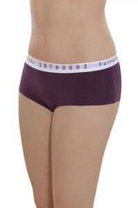 Fairtrade Faircode Hot Pants low cut - comazo|earth