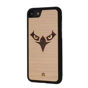 EAGLE Holz Hülle Case für iPhone 8/7 - WOODTASTIC