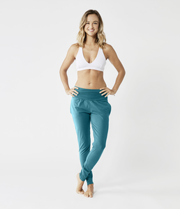 Organic Womens Yoga Pant - Lotuscrafts