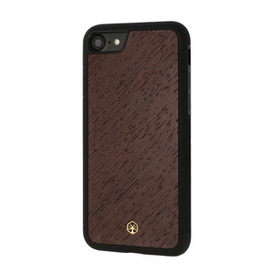 PURE WENGE Holz Hülle Case für iPhone, iPad mini 4 & Samsung Galaxy S9 - WOODTASTIC