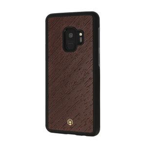 PURE WENGE Holz Hülle Case für iPhone, iPad mini 4 & Samsung Galaxy S9 - WOODTASTIC