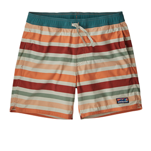 Shorts - M's Stretch Wavefarer Volley Shorts - 16 in. - Patagonia