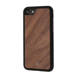 PURE WALNUT Holz Hülle Case für iPhone, iPad mini 4 & Samsung Galaxy S9 - WOODTASTIC