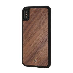 PURE WALNUT Holz Hülle Case für iPhone, iPad mini 4 & Samsung Galaxy S9 - WOODTASTIC