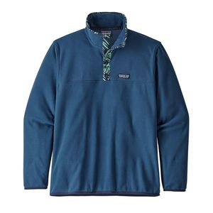 Fleecepullover - M's Micro D Snap-T P/O - Patagonia