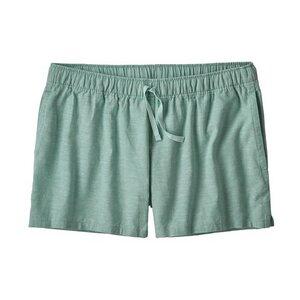 Shorts - W's Island Hemp Baggies Shorts - Patagonia