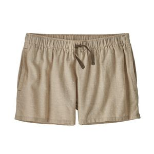 Shorts - W's Island Hemp Baggies Shorts - Patagonia