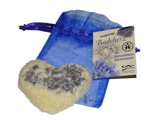 Saling natur Schafmilchseife mit lavendel  - Saling natur