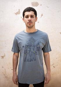 KINDIO-Shirt Dios Moche - KINDIO ecofriendly
