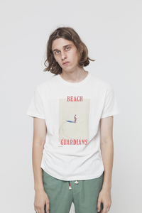 T-Shirt - BEACH GUARDIANS - Snow White - thinking mu