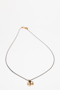 """Kette """"ELEPHANT"""" in Gold - ALMA -Faire Streetwear & Schmuck-"""