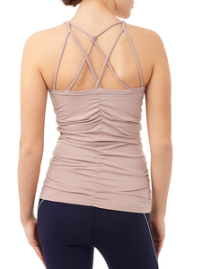 Yoga Top - Cable Yoga Top - Mandala