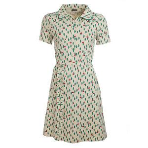 Kleid - Dress Eloise Cherry Jersey Cotton - Froy & Dind