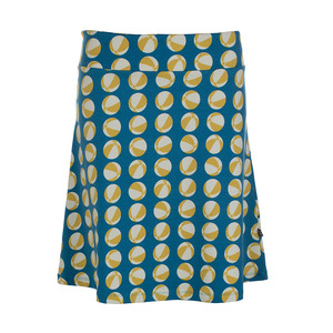 Rock - Skirt Long Bal Jersey Cotton - Froy & Dind