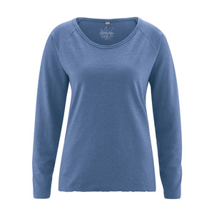 Damen Langarm-Shirt JOYA - HempAge