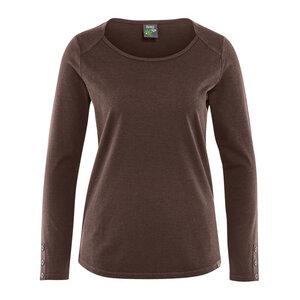 Damen Langarm-Shirt - HempAge