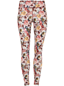 Yogahose - Join the Class Legging - rose print - Mandala