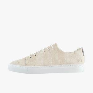 '72 Kork Sneaker White - SORBAS