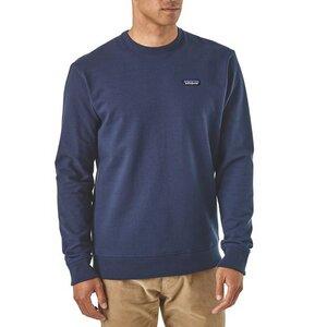 Sweatshirt - M's P-6 Label Uprisal Crew Sweatshirt - Patagonia