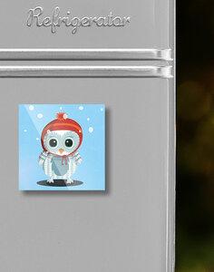 Kühlschrankmagnete versch. Motive - Printe