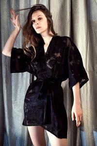 Kimono Robe Floral - Anekdot