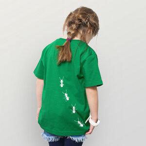 """""""Ameisen"""" Unisex Kinder-T-Shirt  - HANDGEDRUCKT"""