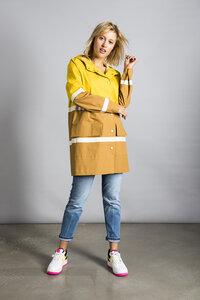 Regenmantel - Jacket Ottawa H - LangerChen