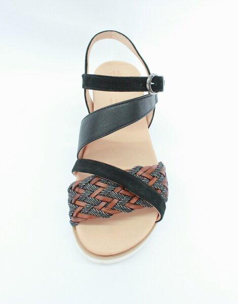 7f7fd2b430 Werner Schuhe - Sandale mit Fußbett - Ottavia | Avocadostore