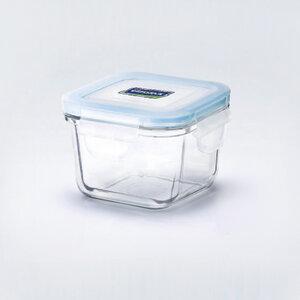 Mini Snackbox aus Glas - Glasslock