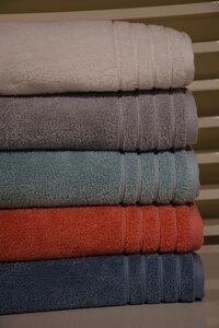 Badetuch Strandtuch Saunatuch 100 x 180 cm Organic Beach Towel  - A&R Textile