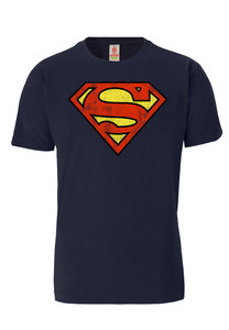 LOGOSHIRT - DC Comics - Superman Logo - T-Shirt - 100% Organic Cotton  - LOGOSH!RT