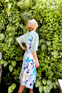 Kleid - Aurelie Dress – Mehrfarbig - Thought | Braintree